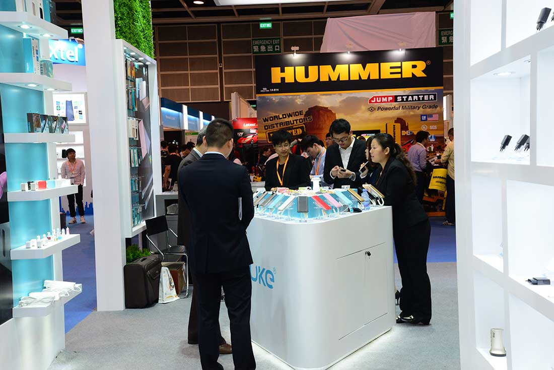 Hong Kong Electronics Fair(Spring Edition