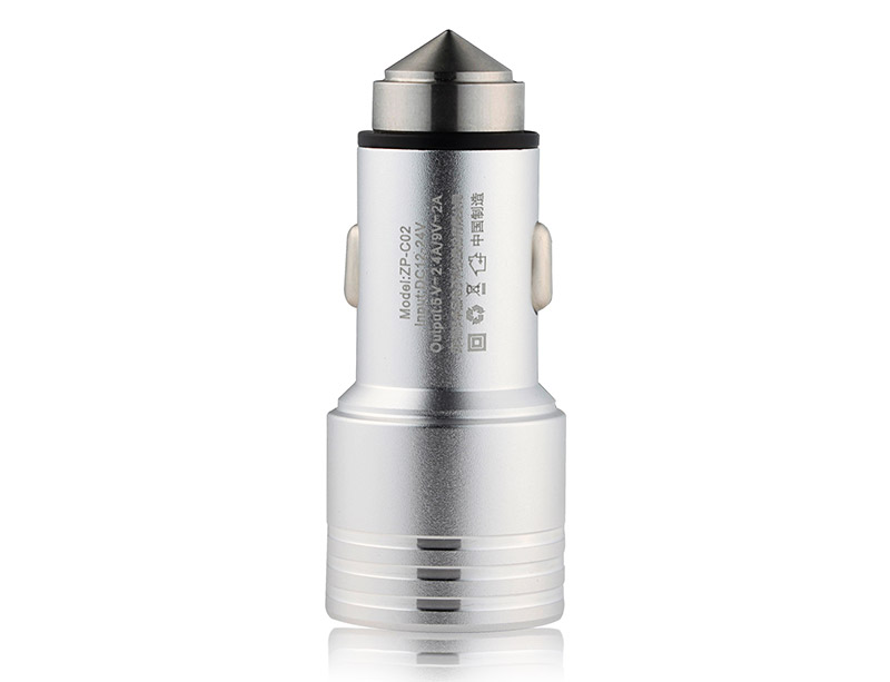 C02-QC2.0 Car Charger