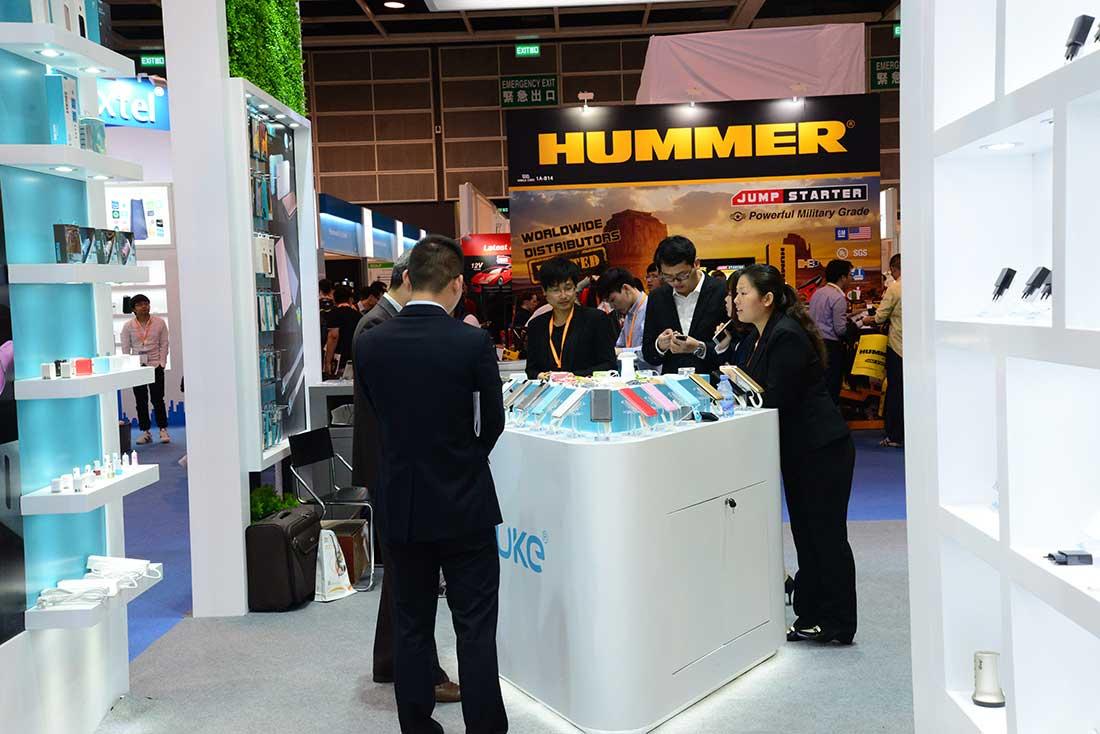 Hong Kong Electronics Fair(Spring Edition